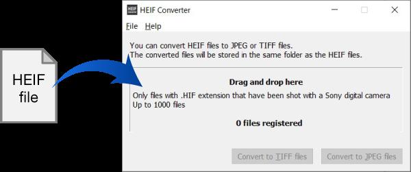 Heif Converter Sony