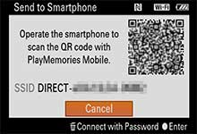 How To Connect Wifi Using Qr Code In Iphone