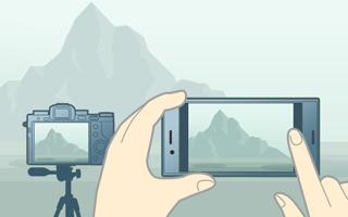 Imaging Edge Mobile   Sony
